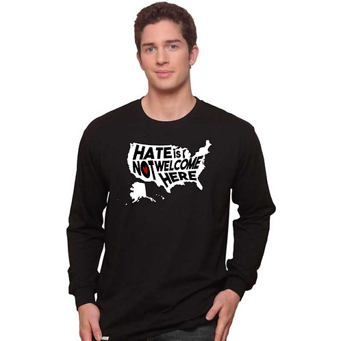 Adult Long Sleeve Tee Bulk Order