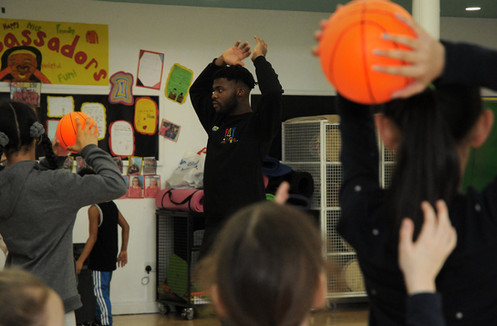 February Taster @ Laycock Primary