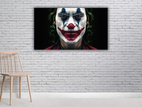 'Joker' Heated Canvas
