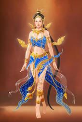 man_phajon___goddess_of_earth__phra_mae_