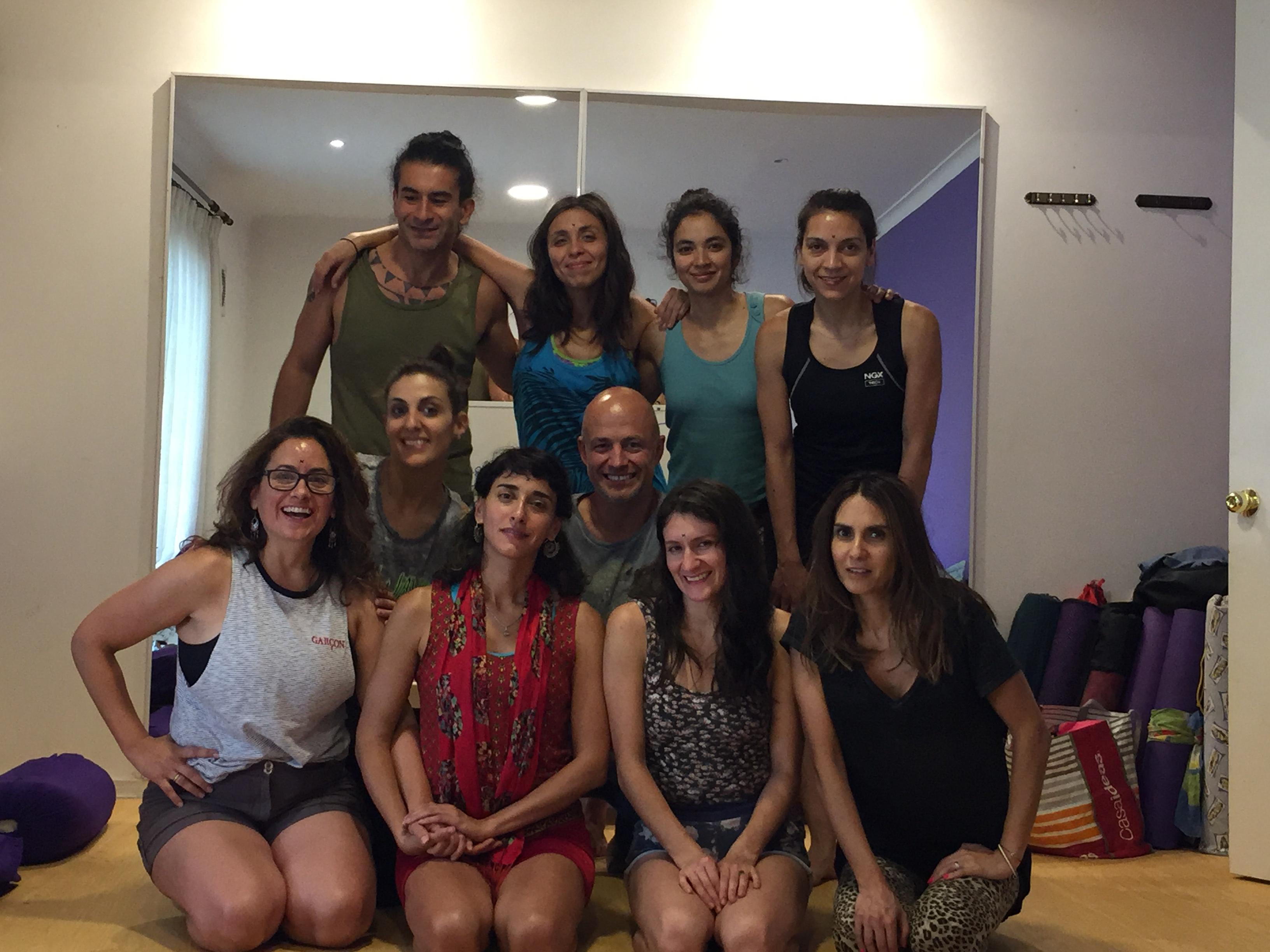 curso de yoga Chile