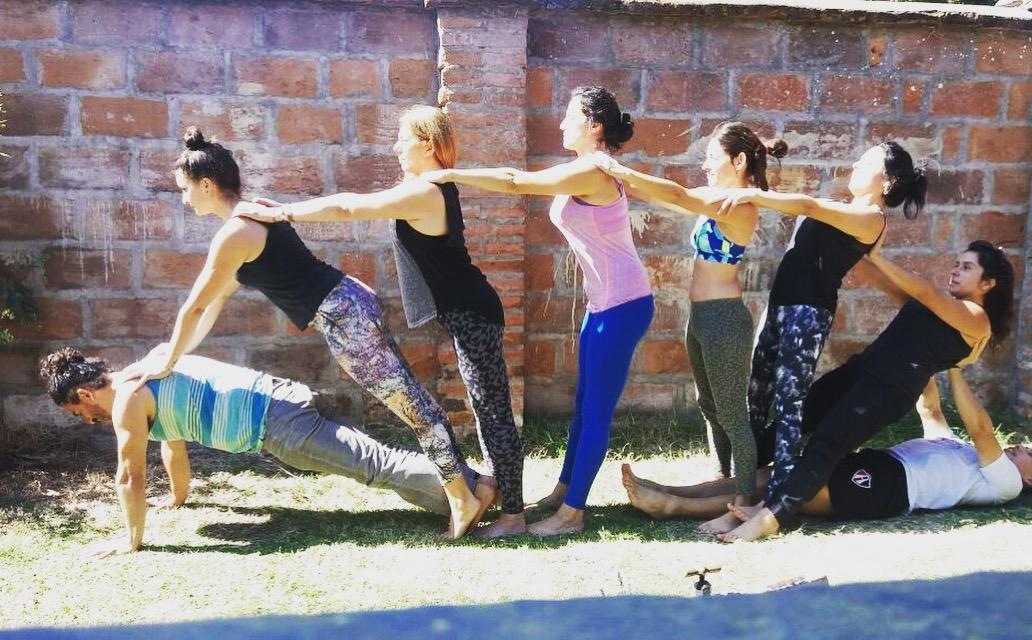Escuela de yoga online Chile