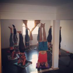 shirshasana Sat Dharma Yoga