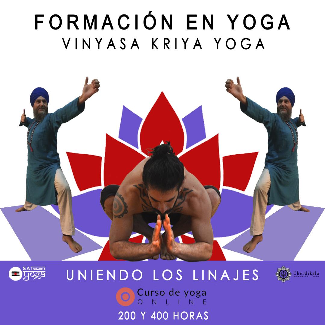 Formación en yoga