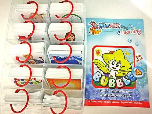 30-40 星童谣词汇字卡 SA Vocabulary Series Flash Card