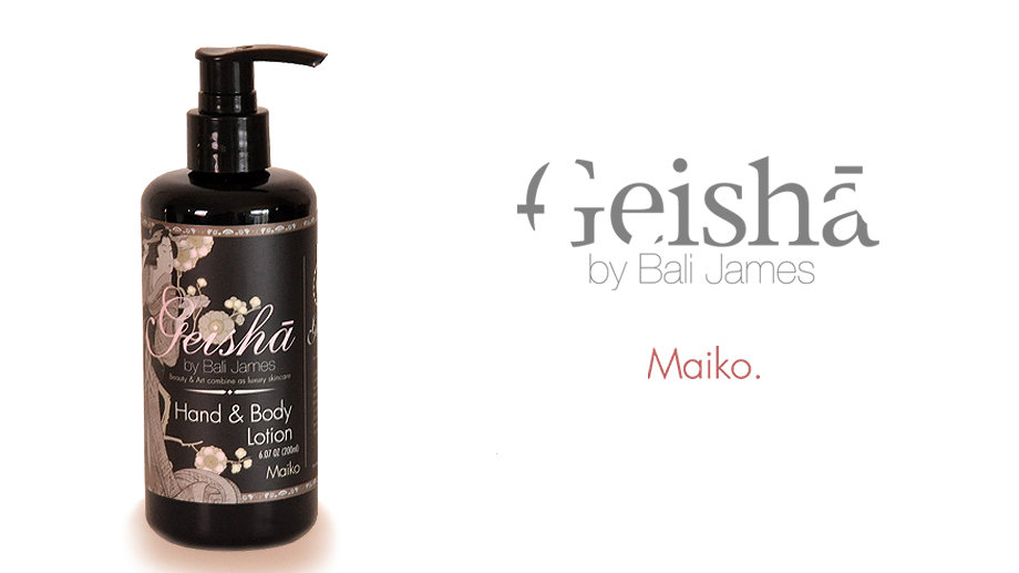 Maiko Hand and Body Lotion