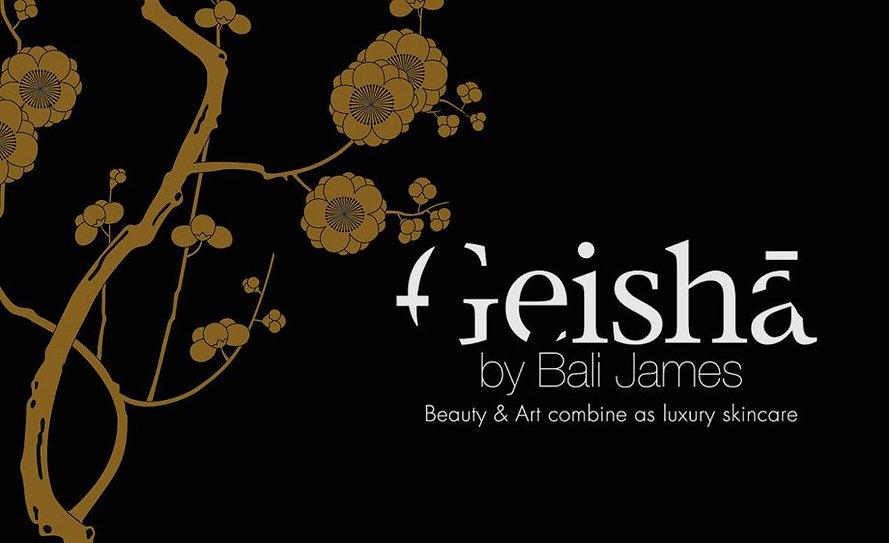 Geisha By Bali James
