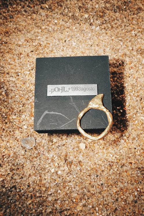 Amuleto Crédito PLS Dourado