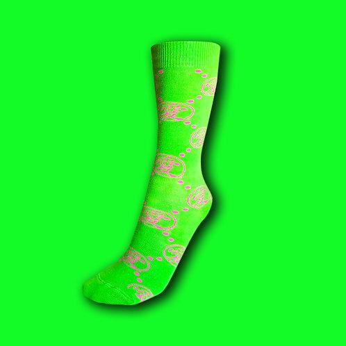 Kanji socks collab 1993agosto x Altai
