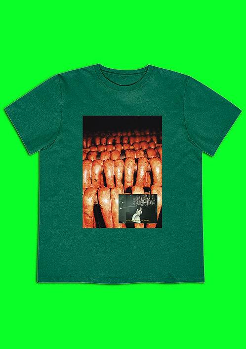 Camiseta Linguiça Seu Zé Luiz - Verde