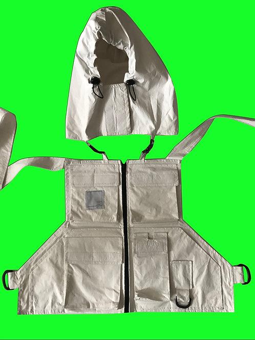 Avental KORSHI01993 / WHITE