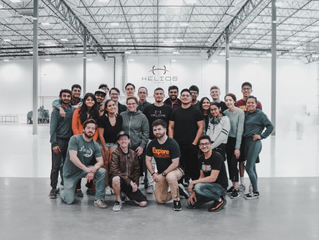 CAVU Aerospace Provides Facility for Arizona State Helios Rocketry Students to compete for $1M prize