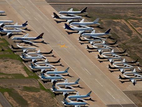 CAVU Aerospace Increases Capacity for Short Term & Long-Term Storage of Aircraft Amidst Crisis
