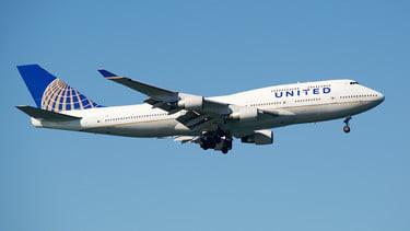 CAVU Aerospace Acquires Ex-United Boeing 747-400 for Dismantle