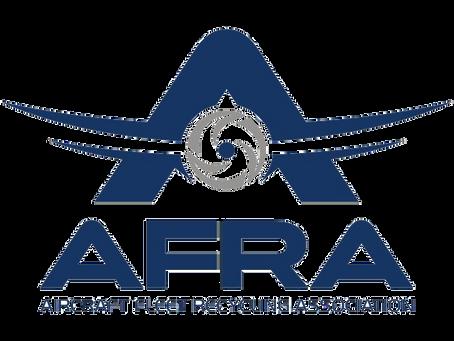 Global Aircraft Asset Manager, Dismantler & Recycler,  CAVU Aerospace, named as AFRA Board President