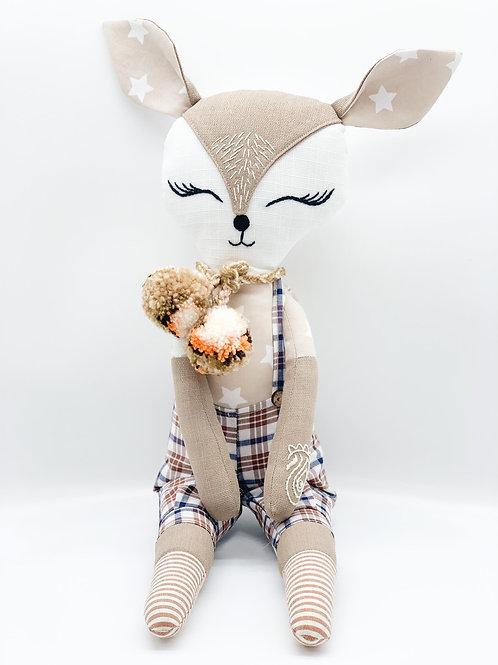 VonValdi- Brown Fox