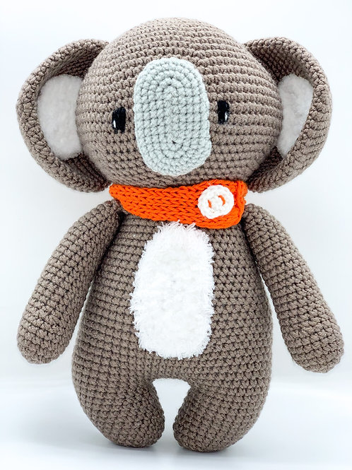 TEMBO Collection- Koala-Brown
