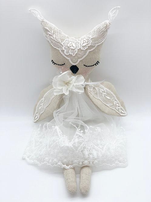 AURORA COLLECTION- Owl White