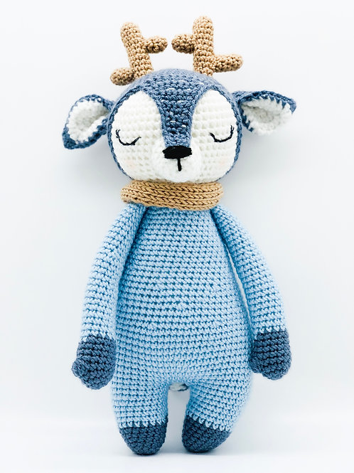 TEMBO Collection- Blue Deer