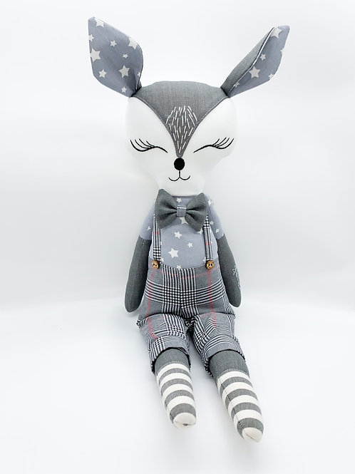 VonValdi- Grey Fox- Bow