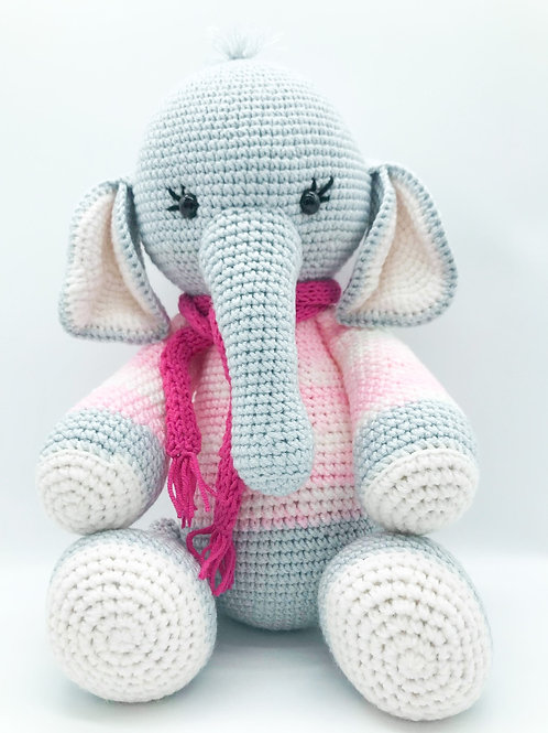 TEMBO Collection-Elephant Pink