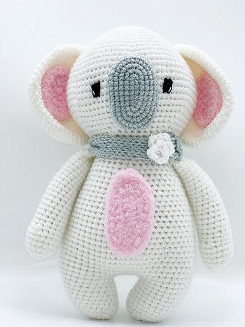 TEMBO Collection- Koala-White
