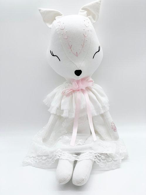 MaliMedo Collection-Liska The Arctic Fox-Pink