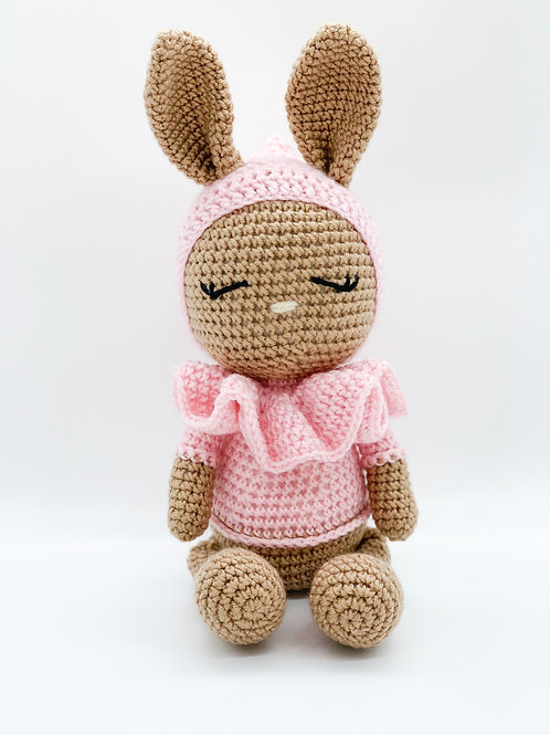 TEMBO Collection-Little Bun Bun- Pink