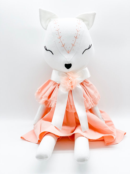 MaliMedo Fox- Peach