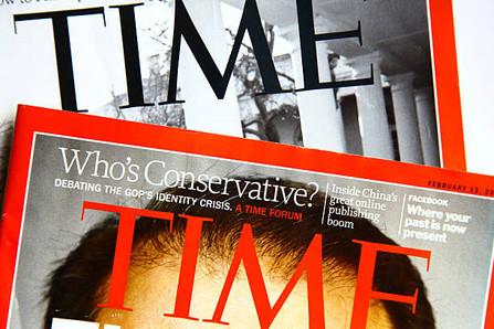 Журнал «TIME», журналист Клемент Крисп