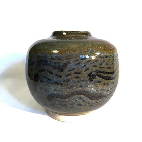 Sea worm vase