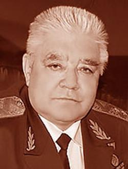 КАЛЮЖИН Юрий Павлович [1945–2014]