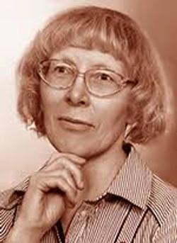 ОСИПОВА Эльвира Юрьевна [1957–2016]
