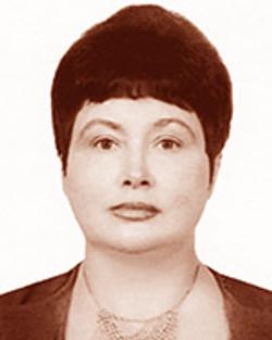 ГАВРИЛОВА (МОСКВИНА) Лариса Евгеньев