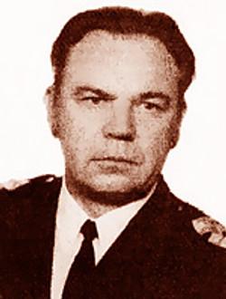 РУЗАНОВ Юрий Михайлович [1933–2004]