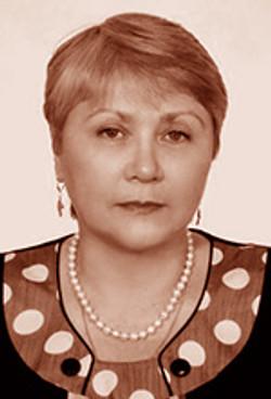 ОГЛАНОВА Ольга Якубовна [1951–2014]