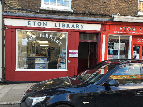 Eton Library - Have your say