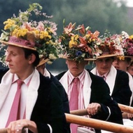 "Eton College ""4th June"" celebrations"