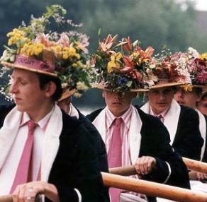"Eton College ""4th June"" celebrations"