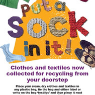 RBWM Textile Recycling!