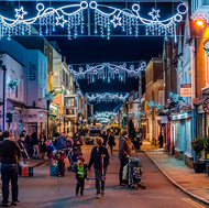 The Christmas Lights Switch on - November 18th