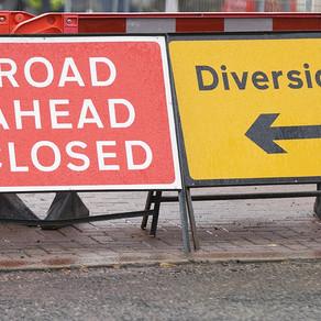 TAKE NOTE - Eton Wick Road Closure