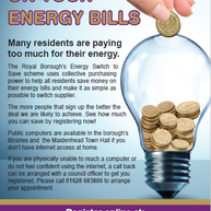 Switch Energy Supplier!