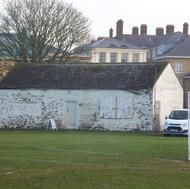 Enhanced Sports Pavilion at the Eton Recreation ground...?