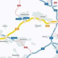 M4 Roadwork update - w/c Sep 20th