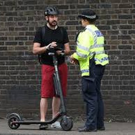 Facts about the use of e-scooters