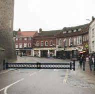 New Anti-terror barricades for Windsor