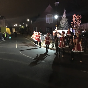 The Christmas Lights evening in pictures