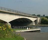 Elizabeth Bridge Roadworks