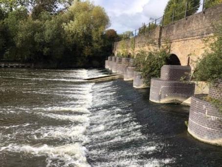May update on Black Potts Weir repairs